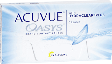 Acuvue Oasys 2 Weekly Contact Lenses